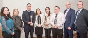 Credit Team of the Year Awards 2017